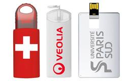 Clés USB par industrie