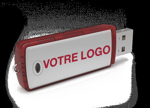 Classic - Clé USB Logo
