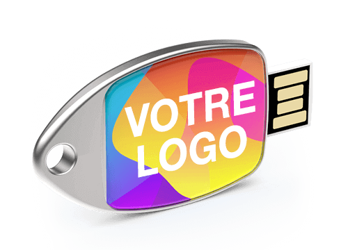 Fin - Clé USB Personnalisé