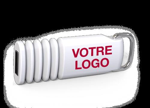 Flex - Cle USB Personnalisée Avec Logo