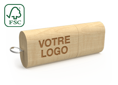 Nature - Logo USB