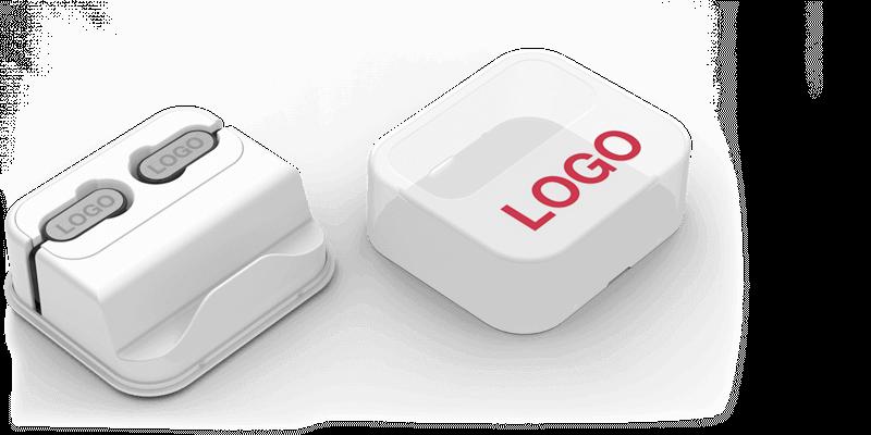 Peak - Écouteurs Bluetooth Personnalisés