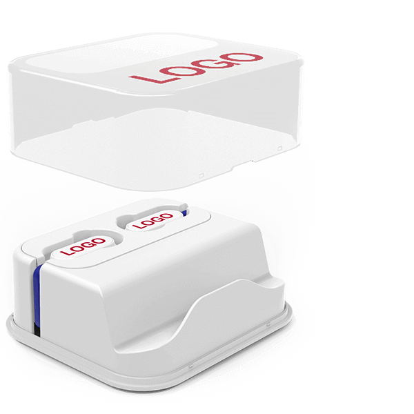 Vibe Bluetooth® - Écouteurs Bluetooth Personnalisés