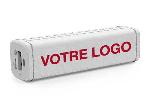 Lux - Power Bank Avec Logo
