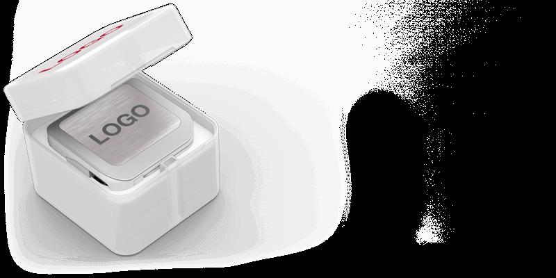 Bridge - Batterie Portable Personnalisable