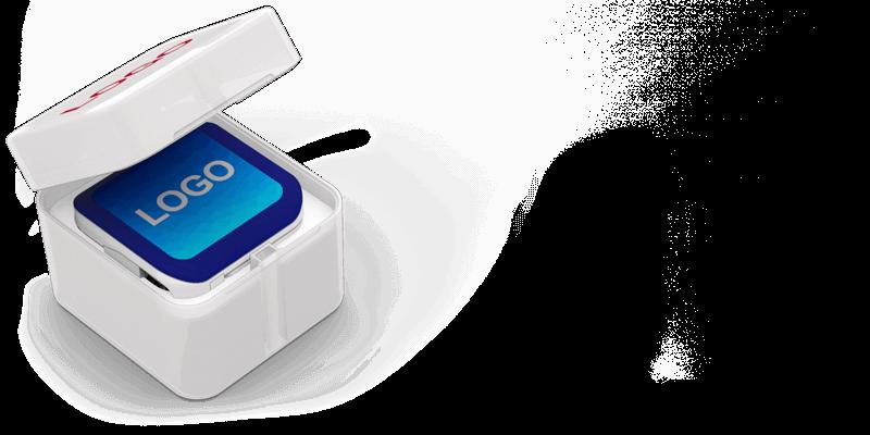 Boost - Batterie Portable Personnalisable