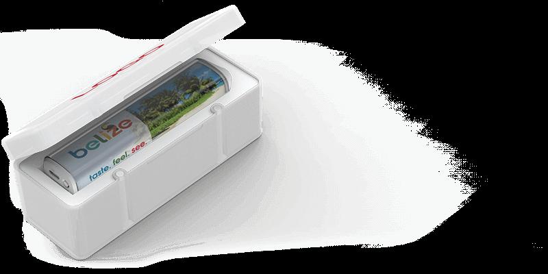 Foto - Batterie Nomade Personnalisable