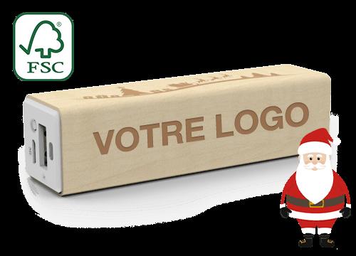 Maple Christmas - Power Bank Goodies