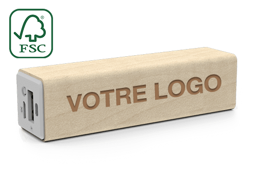 Maple - Power Bank Logo