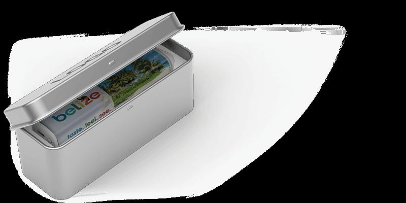 Foto - Batterie Portable Personnalisable