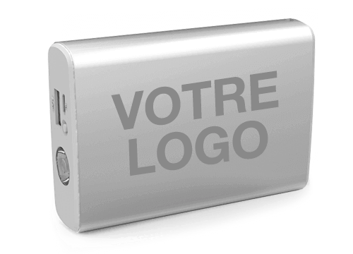 Rex - Power Bank Avec Logo