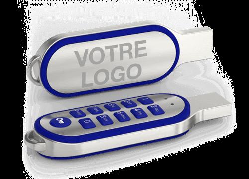Code - Clé USB Promotionnelle