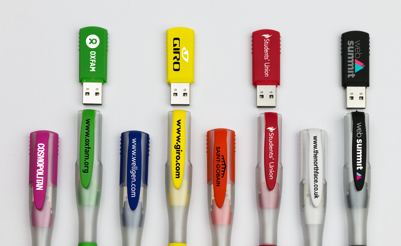 Ink - Stylo USB Personnalisable