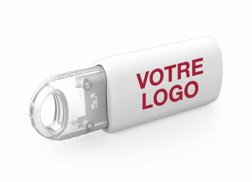 Kinetic - Clé USB Logo