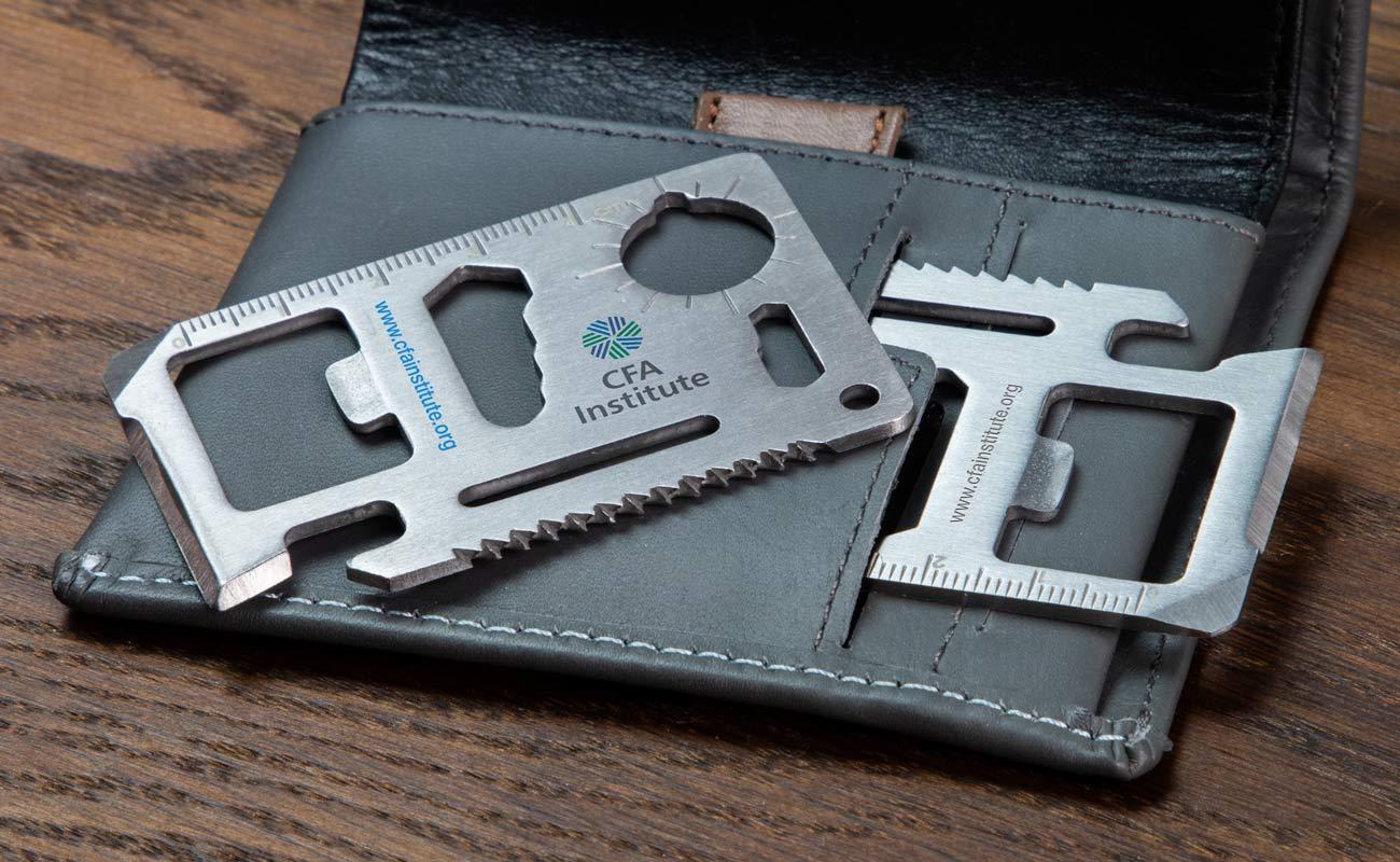 Kit - Outil format carte de crédit
