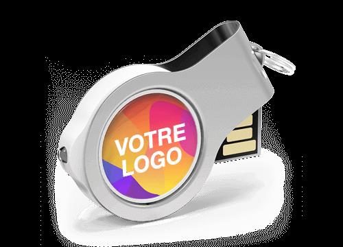 Light - Cle USB Personnalisée Avec Logo