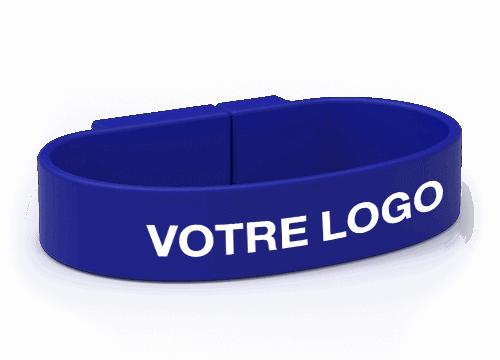 Lizzard - Bracelet Publicitaire Silicone