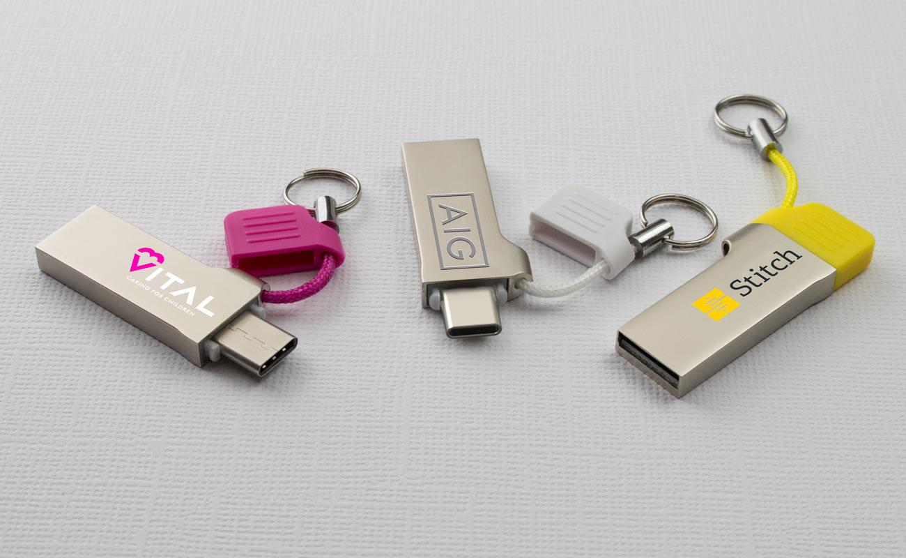 Lynx - Clé USB Personnalisée