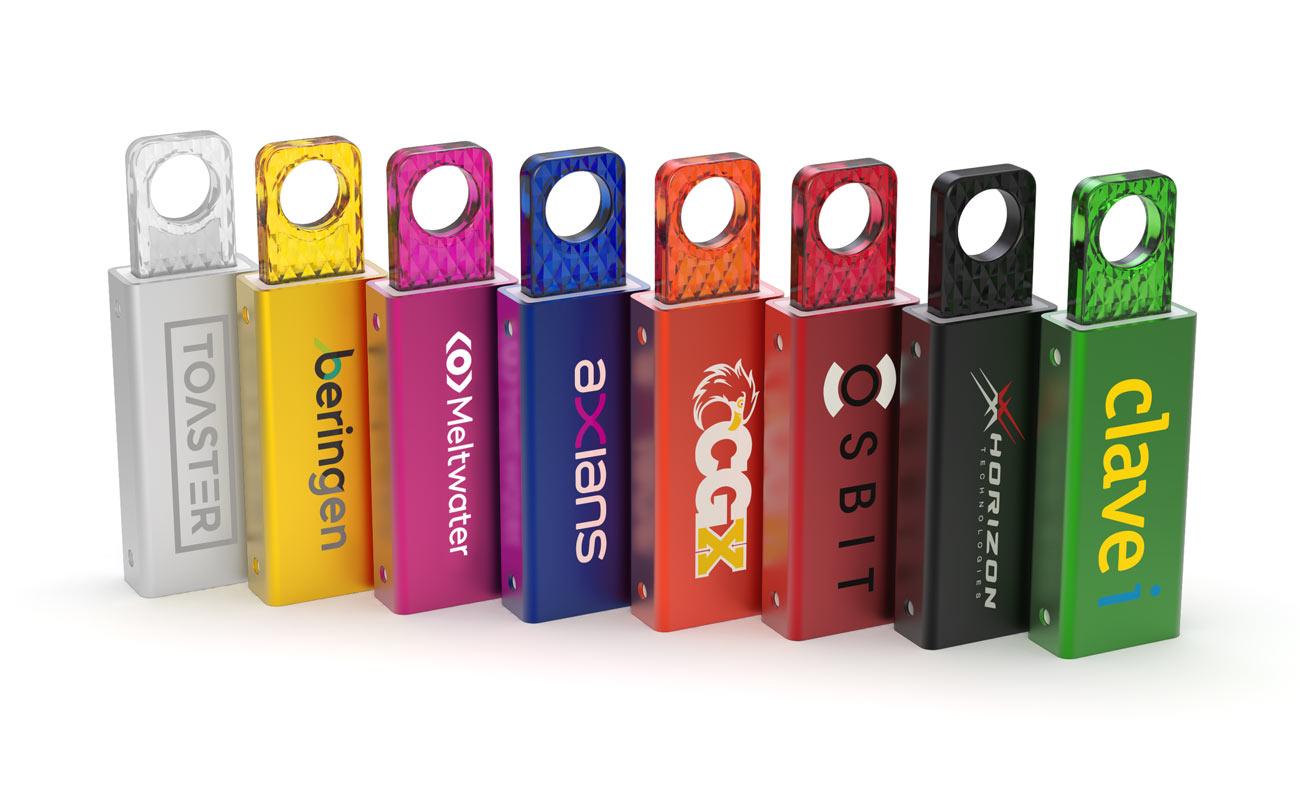 Memo - Clé USB Personnalisée