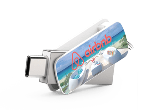 Orbit - Clé USB Promotionnelle