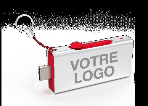 Slide - Logo USB