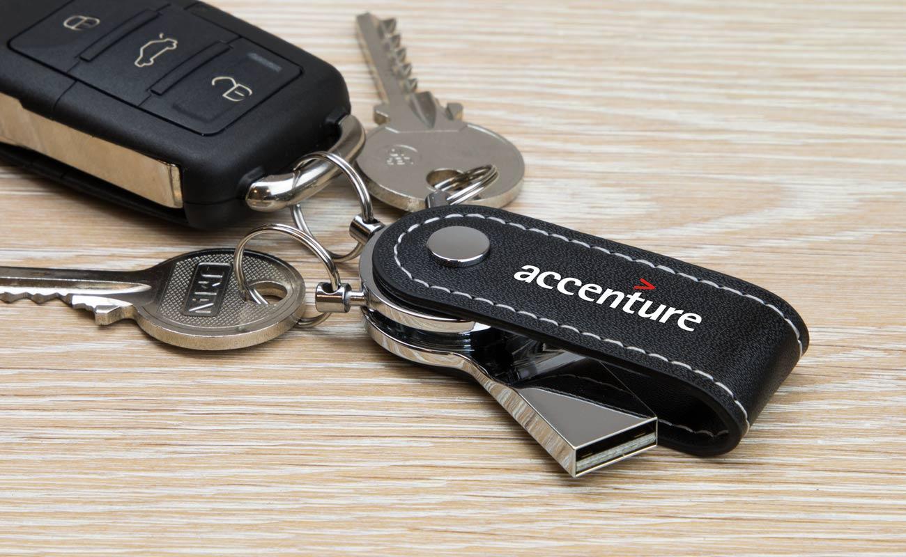 Swift - Clé USB Personnalisée