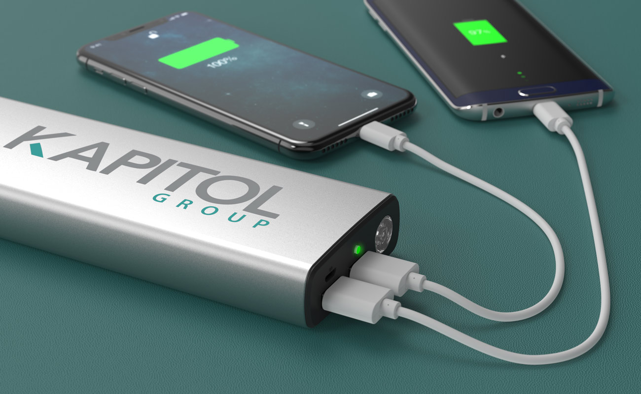 Titan - Lot Power Bank