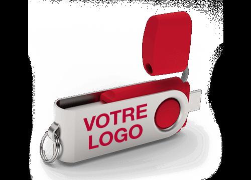 Twister Go - Clé USB Personnalisé