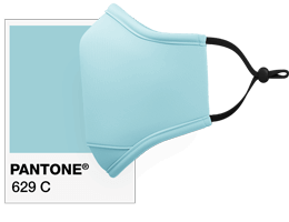 Références Pantone® Masque